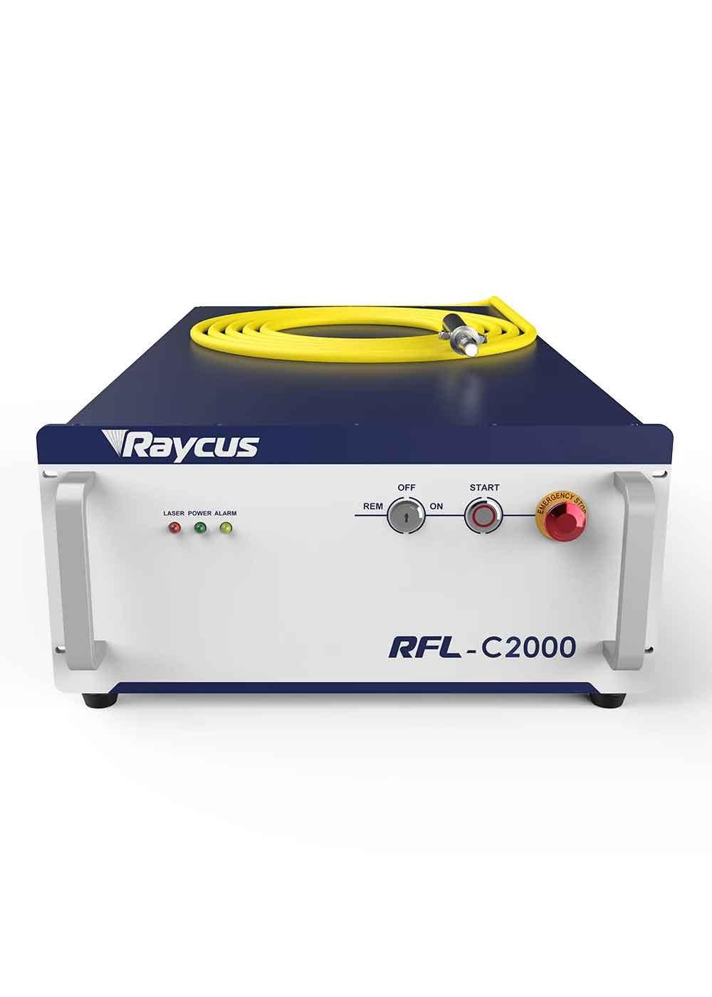 RAYCUS FİBER LAZER RFL-C2000